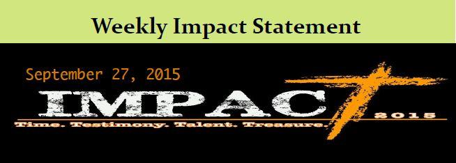 9.27 Weekly Impact Header