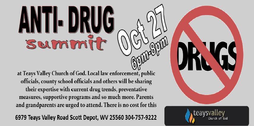 Anti Drug Summit