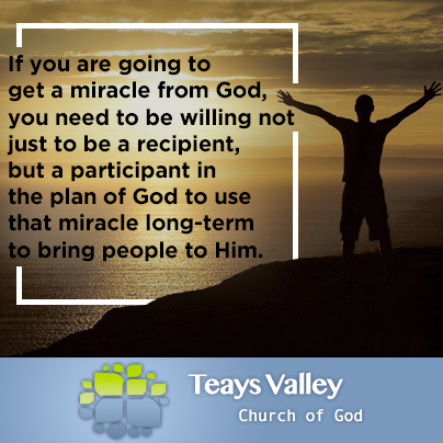 Miracles from Heaven - Teays Valley Church of God