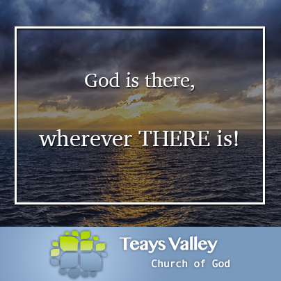 TVCOG-God-is-There